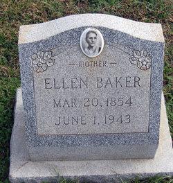 Mary Ellen <i>Freeland</i> Baker