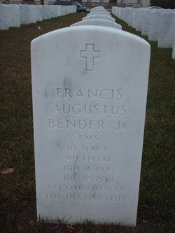 Frank Augustus Bender, Jr