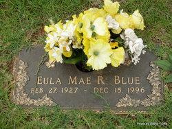 Eula Mae R Blue