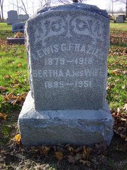 Bertha A <i>Phillips</i> Frazier