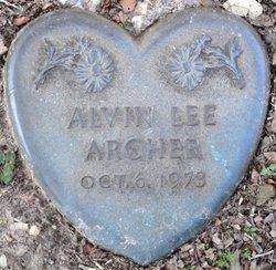 Alvin Lee Archer