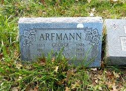 Bertha <i>Haar</i> Arfmann