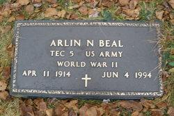 Arlin Nehemiah Beal