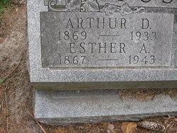 Esther Ann <i>Wilcox</i> Foster