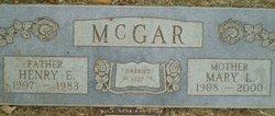Mary L <i>Short</i> McGar