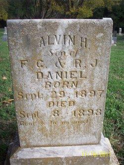 Alvin H Daniel