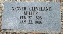 Grover Cleveland Miller