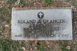 Roland Adrian Granger, Sr