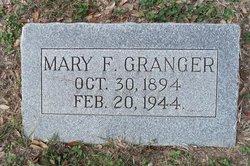 Mary Francis <i>Watts</i> Granger