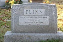 Alice McPherson <i>Hopkins</i> Flinn