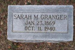 Sarah M Granger