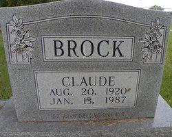 Claude Brock