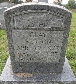 Clay Burton