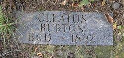 Cleatus Burton