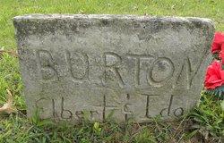 Elbert Crawford Burton