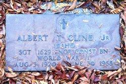 Albert Tecumseh Cline, Jr