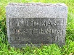 John Thomas Henderson