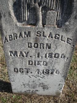 Abraham Abram Slagle, Sr