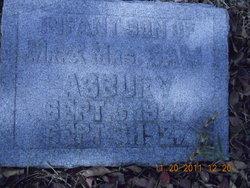 Infant Son Asbury