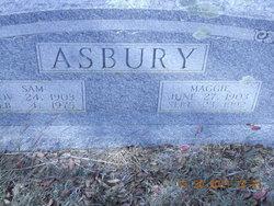 Sam Asbury