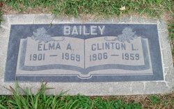 Elma A <i>Ewing</i> Bailey