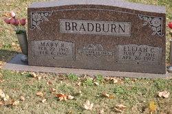 Elijah Curry Bradburn