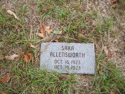 Sara Allensworth