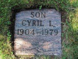 Cyril Leroy Joseph Bovy