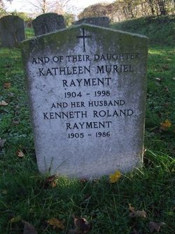 Kenneth Roland Rayment