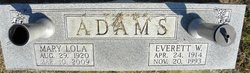 Everett W. Adams