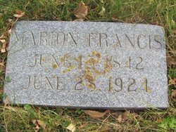 Marion Francis Ames
