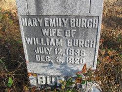 Mary Emily <i>Gay</i> Burch