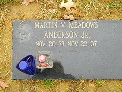 Martin V Meadows Anderson, Jr