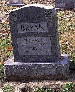 Mary E Bryan