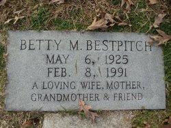Betty May <i>Nottingham</i> Bestpitch