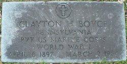Clayton H. Boyce