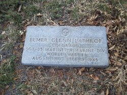 Elmer Glenn Lathrop