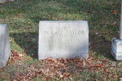 Dr Richard H L Baylor