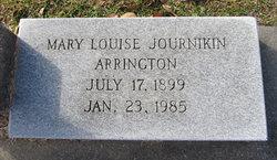 Mary Louise <i>Journikin</i> Arrington