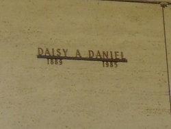 Daisy A Daniel