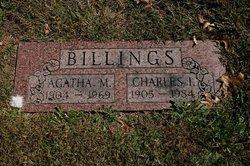 Agatha <i>Leibold</i> Billings
