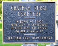 Chatham Rural Cemetery