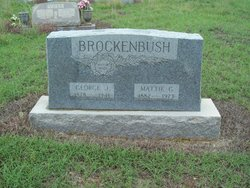 George John Brockenbush