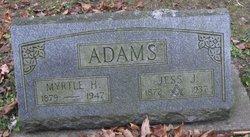 Jess J. Adams
