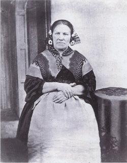 Mary Ann <i>Hancock</i> Marsden