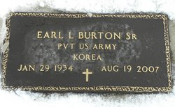 Earl Leon Burton, Sr