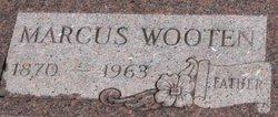 Marcus Wooten