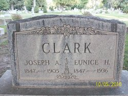 Eunice H Clark