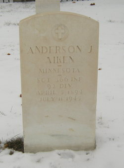 Anderson J Aiken