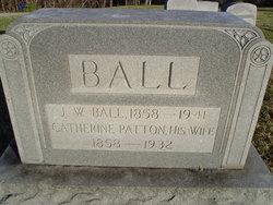 Catherine <i>Patton</i> Ball